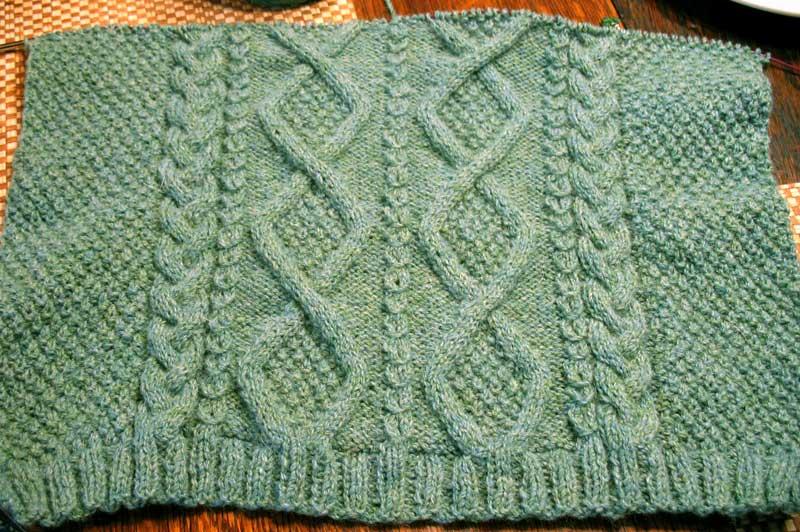 Knitting Park: October 2007