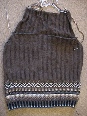 Family Circle Easy Knitting Fall 2000 [FCF00] - $2.50 : Vintage